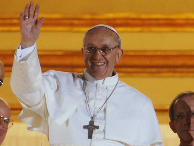 El Papa Francisco da una lección sobre la vejez